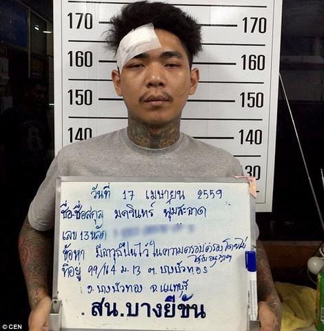 Phát trực tiếp cảnh tự sát, trùm mafia Thái Lan bị bắt - 3