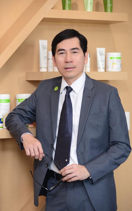 """TGĐ Herbalife Việt Nam: """"Sắc đẹp thể chất sẽ tác động đến tinh thần"""" - 1"""