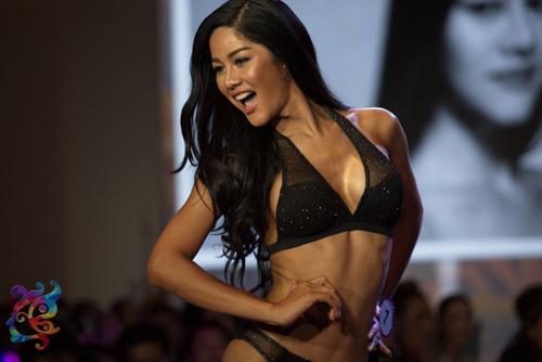 Hậu trường bikini đẹp bất ngờ ở Hoa hậu Chuyển giới - 8