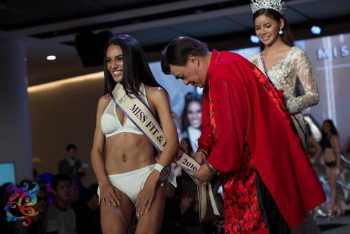 Hậu trường bikini đẹp bất ngờ ở Hoa hậu Chuyển giới - 13