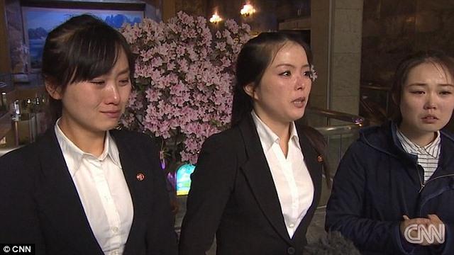 12 cô gái Triều Tiên trốn sang HQ: Bị lừa? - 1
