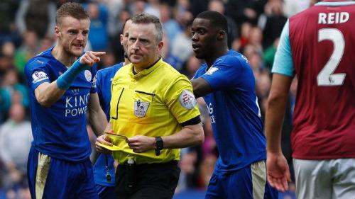 Trước vòng 35 NHA: Leicester & cuộc sống không Vardy - 1