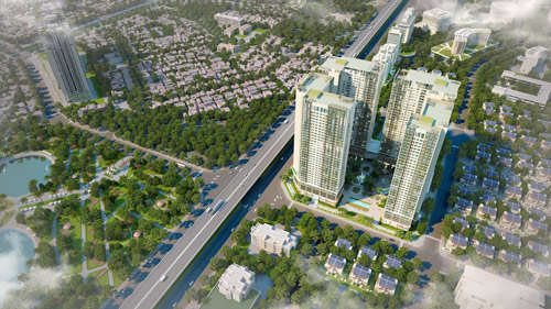 Quy hoạch phía Tây Hà Nội thành trung tâm văn hóa, thương mại sôi động - 1