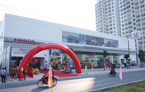 Khai trương Đại lý Honda Ôtô đạt tiêu chuẩn 5S thứ 15 - 2