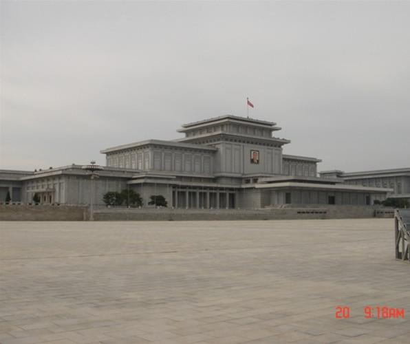 Báo HQ: Sập nhà tầng ở Triều Tiên, hàng trăm người chết - 2