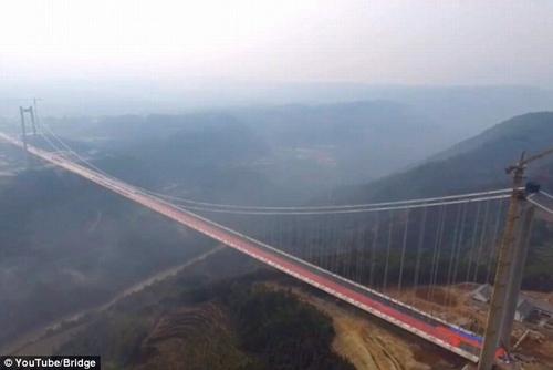 """""""Siêu"""" cầu ở Trung Quốc và những cây cầu dài nhất thế giới - 1"""