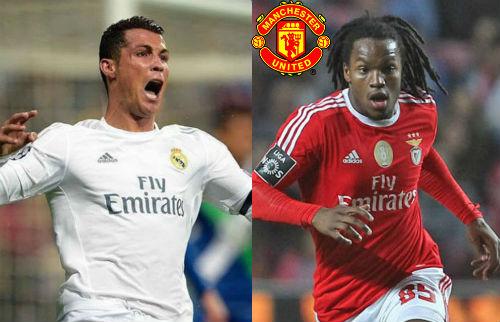 Bỏ qua Ronaldo, MU vung tiền cho SAO trẻ - 1