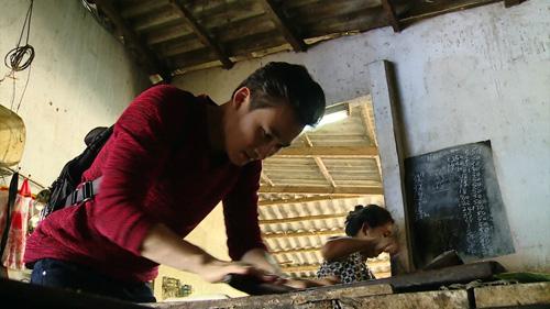 Hà Trí Quang về Hội An học làm Cao Lầu - 1