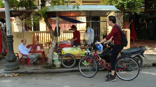 Hà Trí Quang về Hội An học làm Cao Lầu - 2