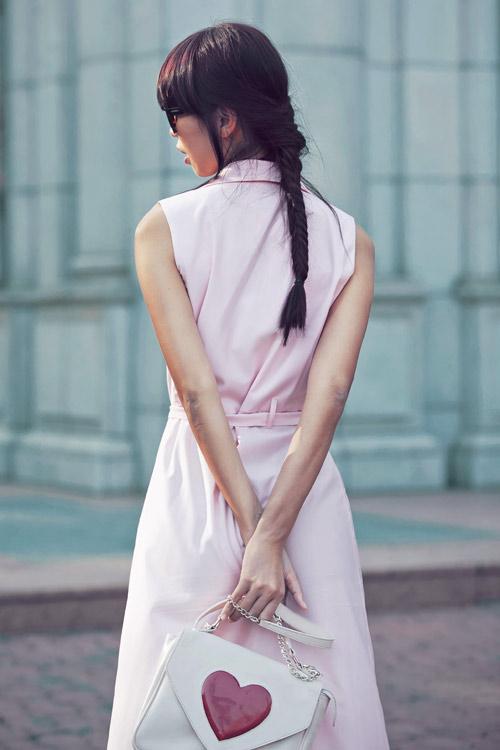 Trào lưu tóc tết phá cách chiếm lĩnh Facebook các fashionista - 2