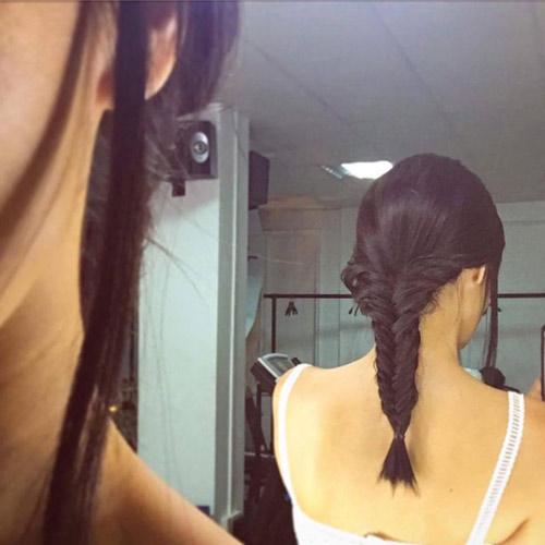 Trào lưu tóc tết phá cách chiếm lĩnh Facebook các fashionista - 6