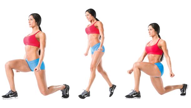"""Cách nở vòng 3 của """"hot girl phòng gym"""" Hà Nội - 7"""