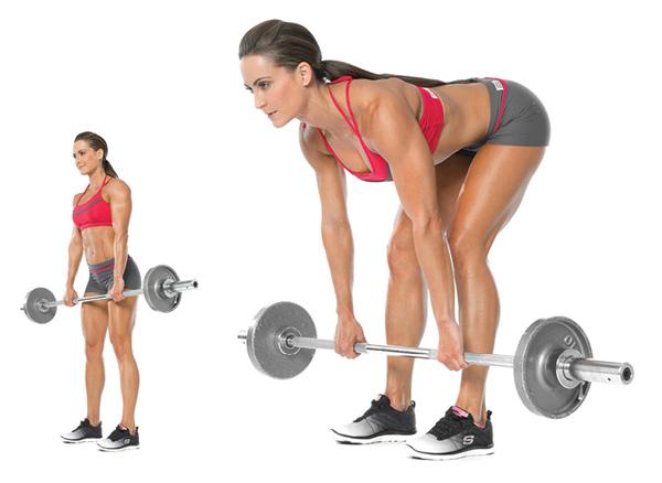 """Cách nở vòng 3 của """"hot girl phòng gym"""" Hà Nội - 9"""