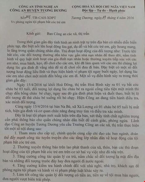 Nhóm bắt cóc bé gái 4 tuổi bán sang Trung Quốc sa lưới - 2