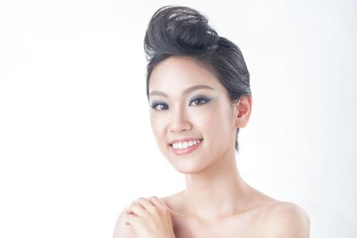 """Cận cảnh 17 cô gái đẹp nhất """"lò luyện hoa hậu"""" 2016 - 11"""