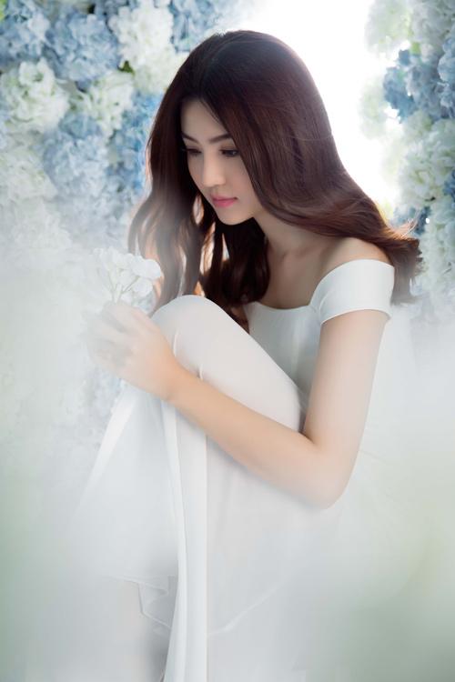 Vẻ đẹp ngọt ngào của giải Đồng Siêu mẫu VN - 4
