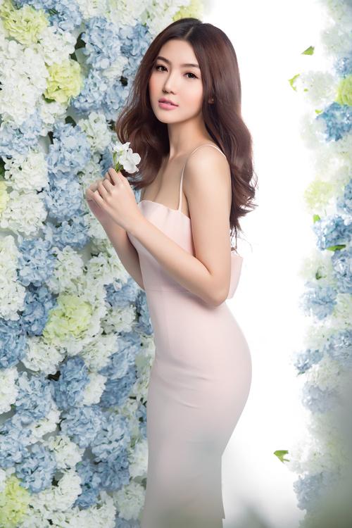 Vẻ đẹp ngọt ngào của giải Đồng Siêu mẫu VN - 3