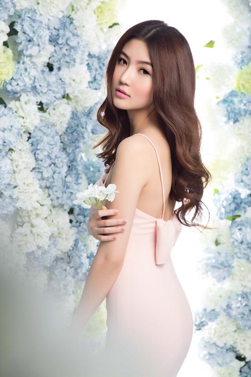 Vẻ đẹp ngọt ngào của giải Đồng Siêu mẫu VN - 2