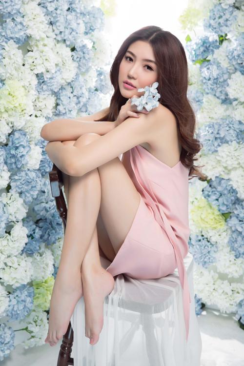 Vẻ đẹp ngọt ngào của giải Đồng Siêu mẫu VN - 1