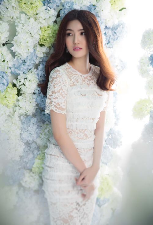 Vẻ đẹp ngọt ngào của giải Đồng Siêu mẫu VN - 6