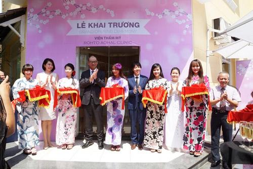 Rohto Mentholatum Việt Nam ra mắt Phòng khám Rohto Aohal & Spa - 2