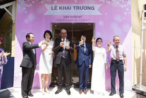 Rohto Mentholatum Việt Nam ra mắt Phòng khám Rohto Aohal & Spa - 3