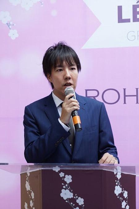 Rohto Mentholatum Việt Nam ra mắt Phòng khám Rohto Aohal & Spa - 4