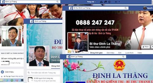 """Ông Đinh La Thăng: """"Không! Thời gian đâu mà tớ chơi Facebook!"""" - 2"""