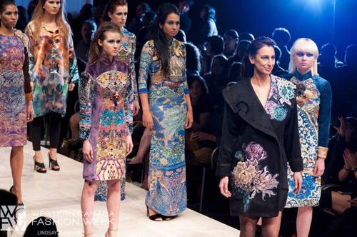 NTK mang tơ tằm Việt tới tuần lễ thời trang Canada - 7