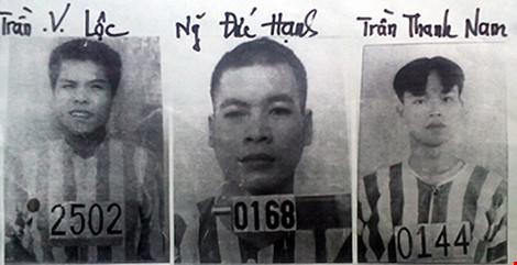 3 phạm nhân vượt ngục qua đường hầm đào sẵn bị bắt - 1