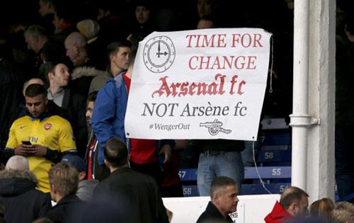 Arsenal: Khi Wenger là quyền lực bất khả xâm phạm - 1