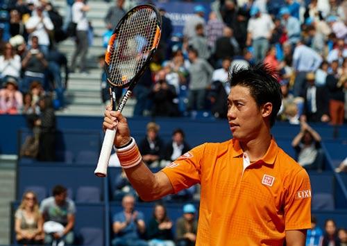 Tin thể thao HOT 22/4: Nishikori vào bán kết Barcelona Open - 1