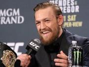 """Thể thao - UFC: Vì tiền, """"Gã điên"""" McGregor không về hưu non"""