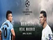 """Bóng đá - Ronaldo đấu Aguero: """"Chiến binh"""" và """"sát thủ"""""""