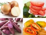 Ẩm thực - Những thực phẩm ít chứa thuốc trừ sâu nhất hiện nay