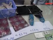 Video An ninh - Bắt du khách Thái Lan ôm 3kg ma túy đá tại Tân Sơn Nhất