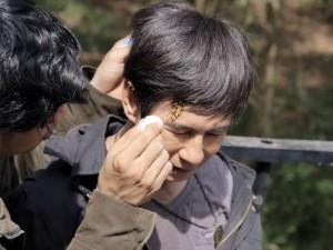 Phim - Lý Hải liên tiếp gặp tai nạn đổ máu trên phim trường