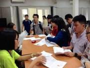 Giáo dục - du học - Kỳ thi THPT quốc gia: Thí sinh tiếp tục 'né' môn sử