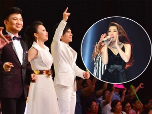 Đan Trường, Cẩm Ly phấn khích vì hot girl Gia Lai