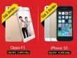 Ngày vàng smartphone - Oppo F1 3 triệu, iPhone 5s 2.5 triệu