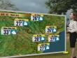 Dự báo thời tiết VTV ngày 22/4: Nam Bộ nóng lên từng giờ
