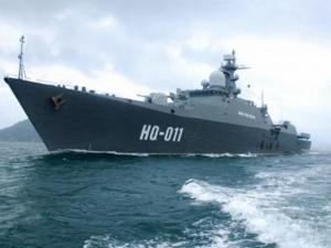 Nga sắp bàn giao 2 tàu chiến hộ vệ tên lửa cho VN