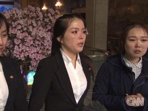 12 cô gái Triều Tiên trốn sang HQ: Bị lừa?