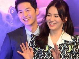 Song Hye Kyo lần đầu nói về tin đồn yêu Song Joong Ki