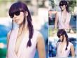 Trào lưu tóc tết phá cách chiếm lĩnh Facebook các fashionista