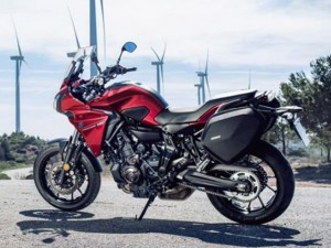 Trình làng Yamaha Tracer 700 2016, giá trên 200 triệu đồng