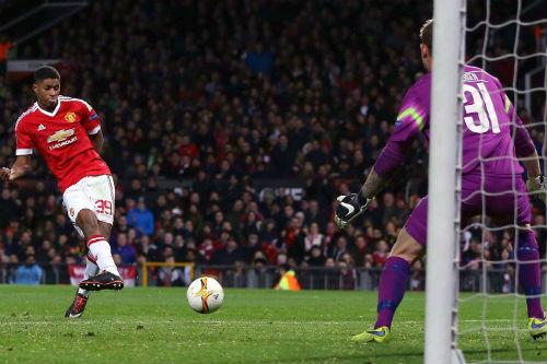 MU: Rashford từng lập 4 hat-trick trong 1 trận đấu - 1