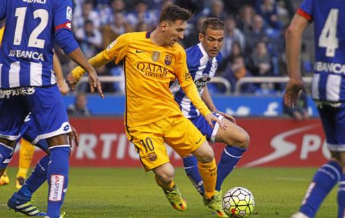 Messi lập thêm kì tích: Vua kiến tạo lịch sử Liga - 1