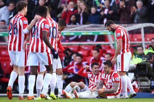 Man City – Stoke City: Vừa lo top 4, vừa ngóng Real - 2
