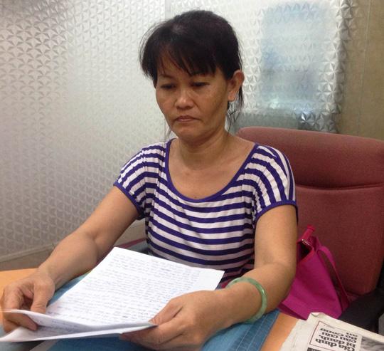 Gia đình bị truy sát lại kêu cứu Bí thư Đinh La Thăng - 1